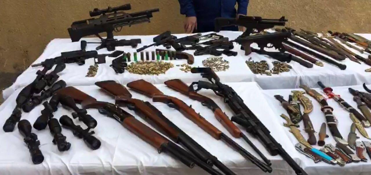 محاكمة نظامي وآخرين لاتهامهم بالاتجار في الأسلحة