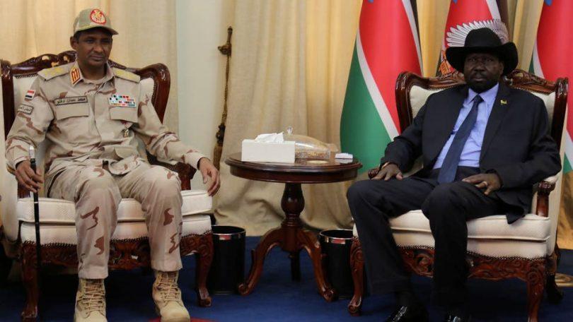 توقعات باعلان رئيس مفوضية السلام عقب عودة الوفد الحكومي من جوبا