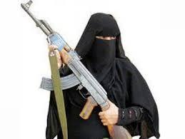 براءة امرأة من تهمة حيازة أسلحة