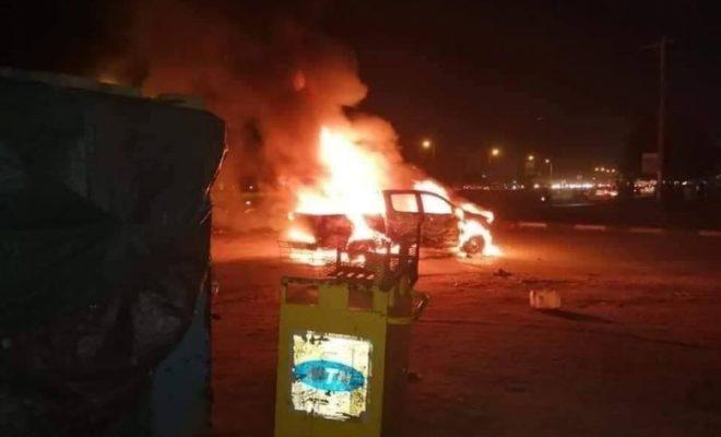 المتحري يكشف تفاصيل حرق عربة عضو بجهاز الأمن