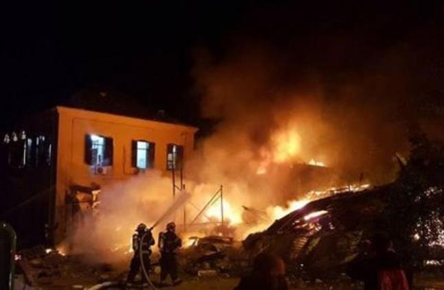 الدفاع المدني يسيطر على حريق شبّ في مصنع للصابون