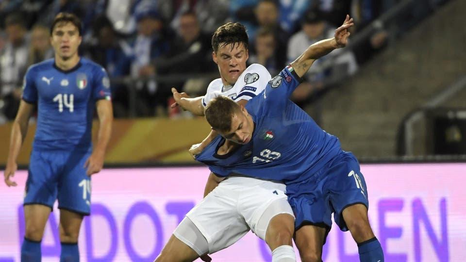 مانشيني يعيد الروح إلى منتخب إيطاليا