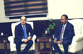 العلاقات السودانية الليبية .. ماذا يريد معيتيق من الخرطوم؟