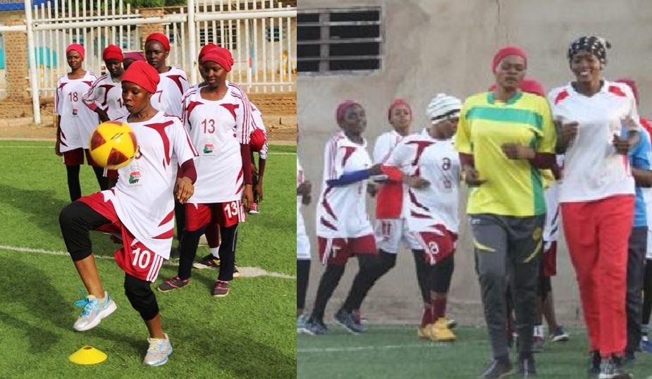 دوري كرة القدم النسائية يعاود الدوران