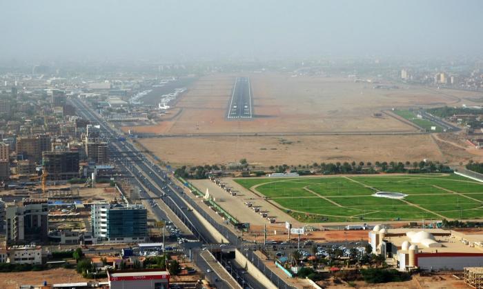 إغلاق مدرج مطار الخرطوم 6 ساعات غداً