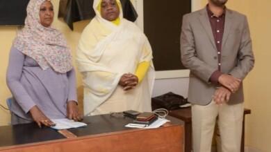صورة مدير عام وزارة التنمية الاجتماعية:ضوابط جديدة بدار الطفل بالمايقوما
