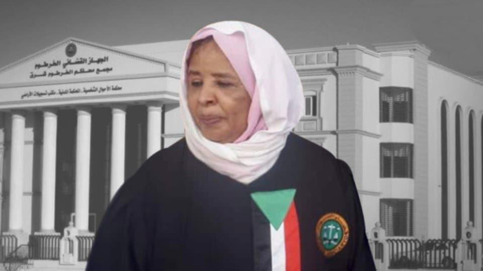 رئيس القضاء تتفقد سير العمل بمجمع محاكم الخرطوم شمال