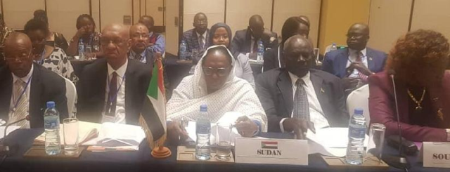 وزيرة الخارجية تشارك في الاجتماع الوزاري للإيقاد