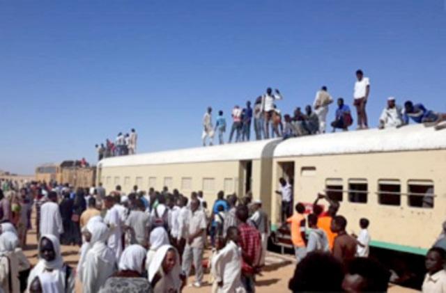 بعد توقف (4) أعوام استئناف رحلات قطار وادي حلفا