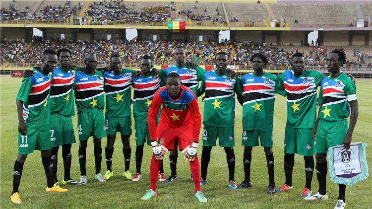 منتخب جنوب السودان يعيد استاد الخرطوم للواجهة الأفريقية