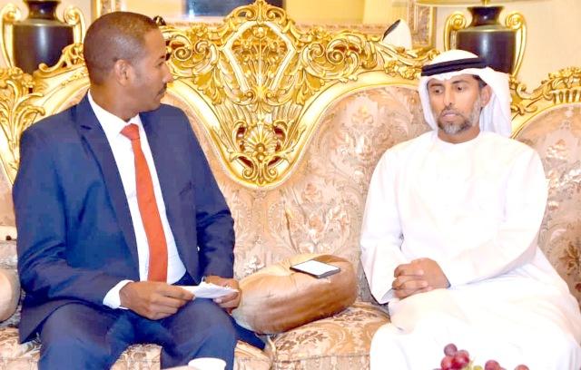وزير الطاقة والصناعة الإماراتي المزروعي: نستطيع مضاعفة الاستثمارات في السودان ثلاثة أضعاف