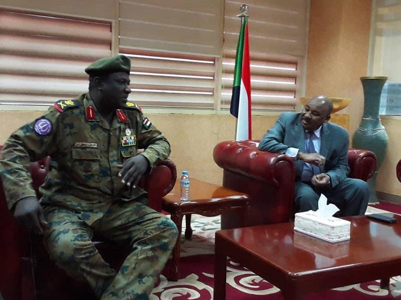 المالية تؤكد دعمها لمشروعات التنمية بشمال دارفور