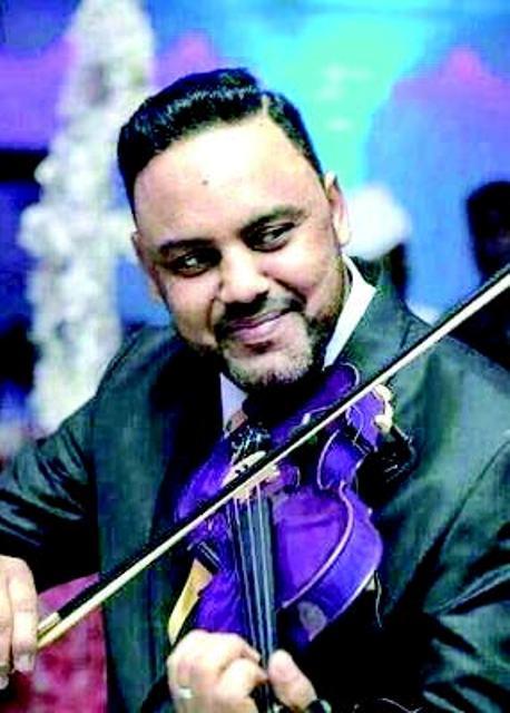 الموسيقار عثمان محي الدين يدشن (النوبة ملوك النيل)