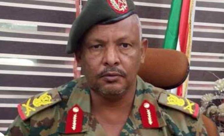 استقالة والي جنوب دارفور