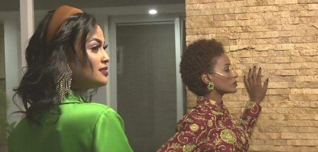 شاهدبالفيديو: أول عرض للأزياء بعد عزل البشير