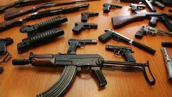 ضبط أسلحة وذخائر بالقضارف