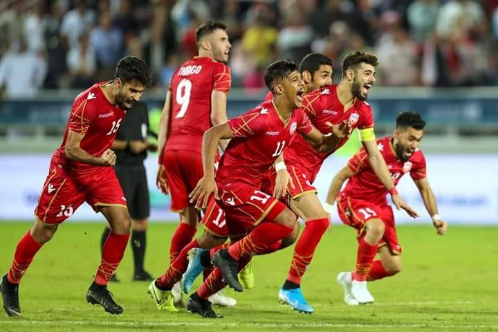 المنتخب البحريني يفجر المفأجاة ويتوج بخليجي 24