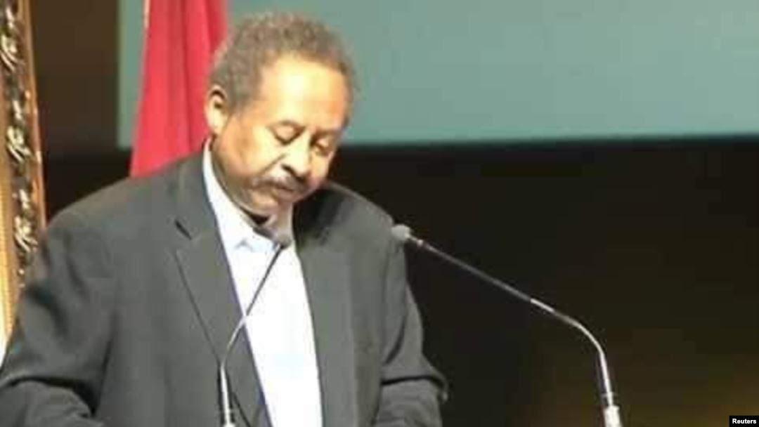حمدوك للأمريكان: لدينا بوكو حرام في الغرب، حركة الشباب الصومالية في الشرق، والقاعدة وداعش في الشمال