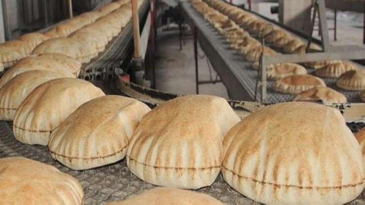 الغرامة لتاجر يبيع قطعة الخبز بـ(5) جنيهات