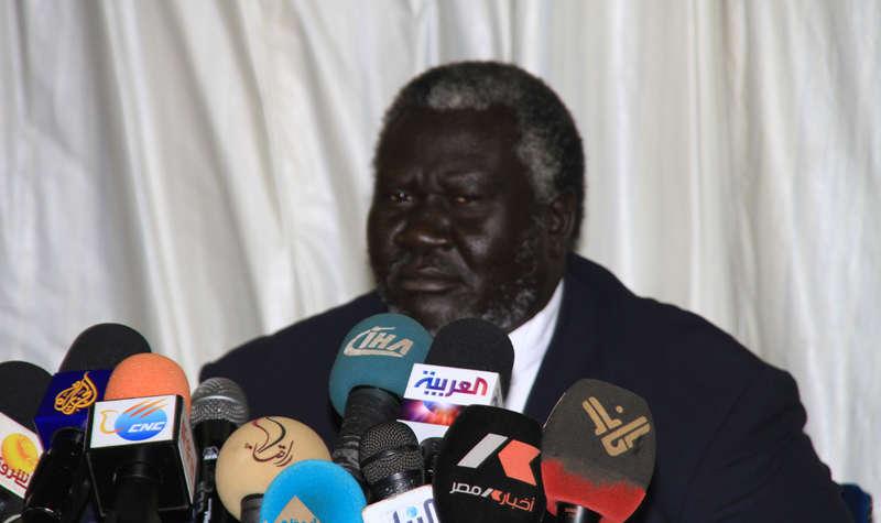 سلام السودان يدفع بمالك عقار الى السيادى