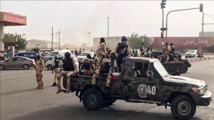 الجيش يرفع حالة الاستعداد إلى القصوى،عقب إطلاق قوة تابعة لهيئة العمليات النيران بالخرطوم