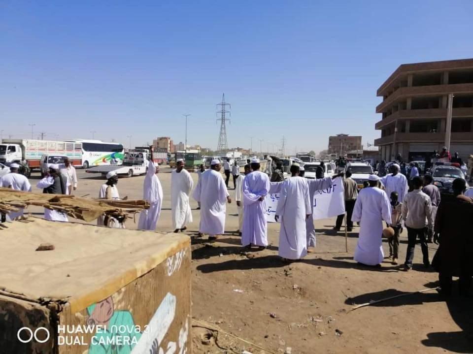 الشرطة السودانية: توضح تفاصيل حادثة محاولة دهس بعض أفرادها بالخرطوم