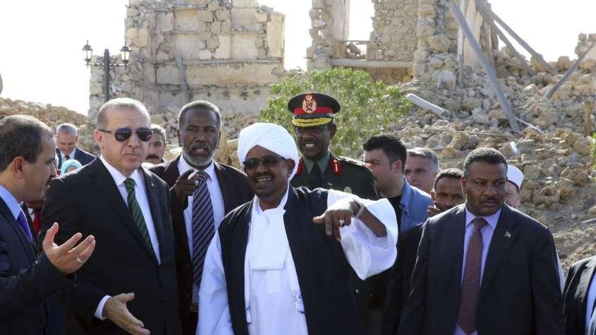 العلاقات السودانية التركية .. الاقتراب من التجميد