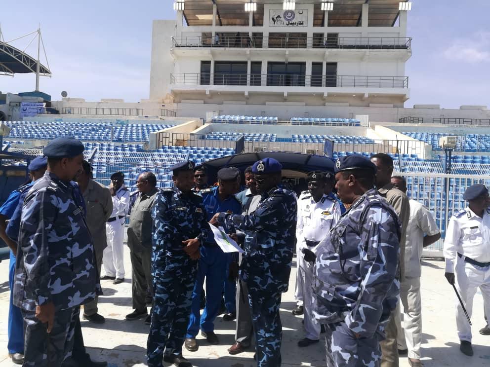 الشرطة : خطة محكمة لتأمين مباراة الهلال والأهلى