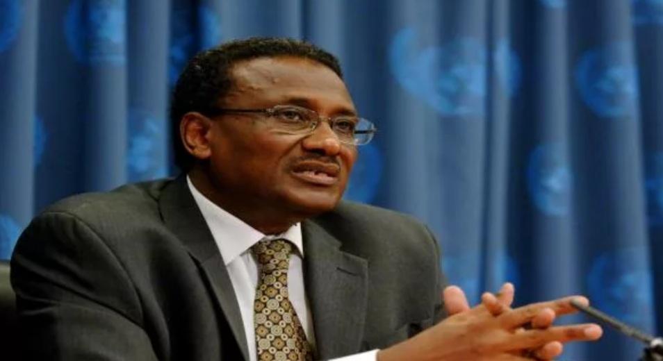 نور الدين ساتي سفير السودان واشنطون